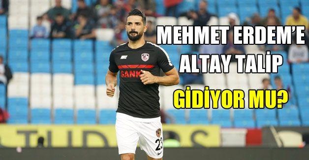 Mehmet Erdem Altay'ın radarında
