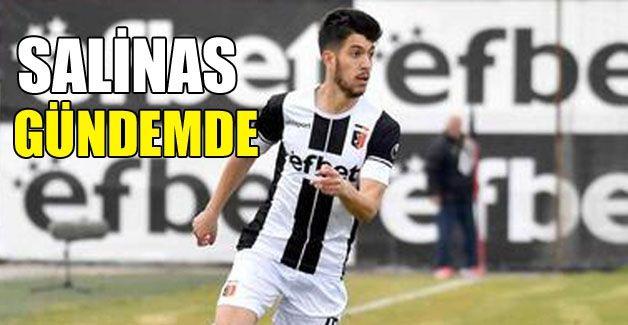 Lucas Salinas Gaziantep FK yolunda!