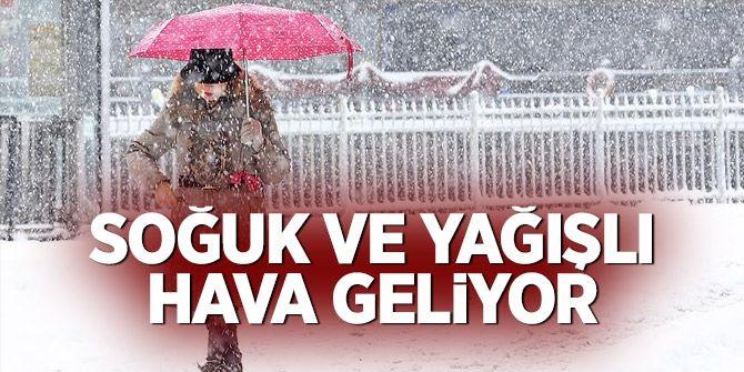GAZİANTEP'E SONUNDA YAĞIŞLI HAVA GELİYOR