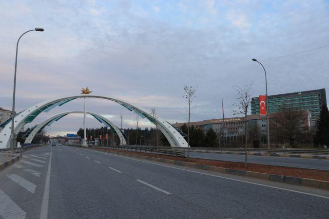 Gaziantep, Şanlıurfa, Kahramanmaraş, Adıyaman, Malatya ve Kilis'te sokaklar boş kaldı