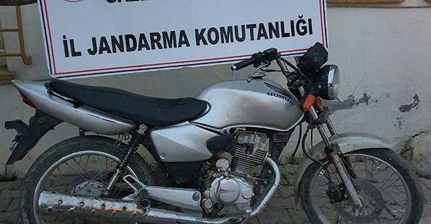 Nizip'te 2 çalıntı motosiklet bulundu
