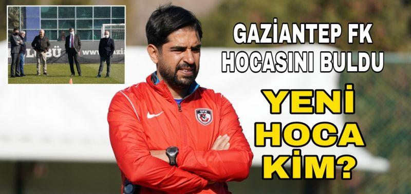 SON DAKİKA... GAZİANTEP FK HOCASINI BULDU