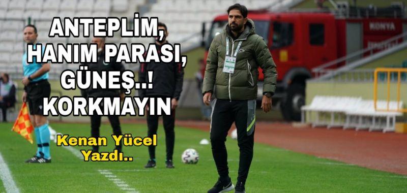 ANTEPLİM, HANIM PARASI, GÜNEŞ..