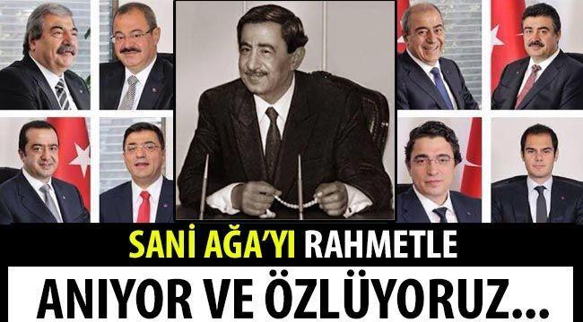 Sani Konukoğlu'nu vefatının 27.'nci yıldönümünde anılıyor
