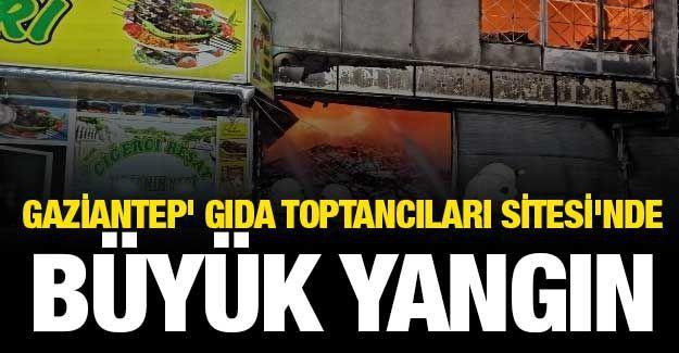 Gaziantep Gatem'de şok yangın! Ölü ve yaralı var mı?