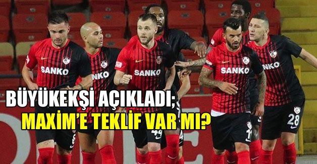 MAXİM'E TEKLİF YOK!