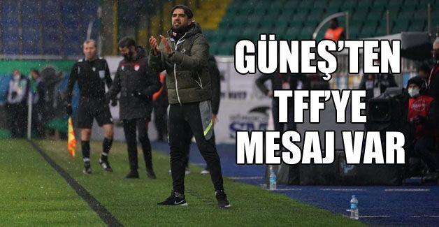 """Erdal Güneş: """"Ağır şartlarda futbol oynadık"""""""