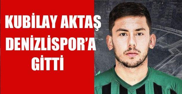 Kubilay Aktaş Gaziantep FK'den ayrıldı