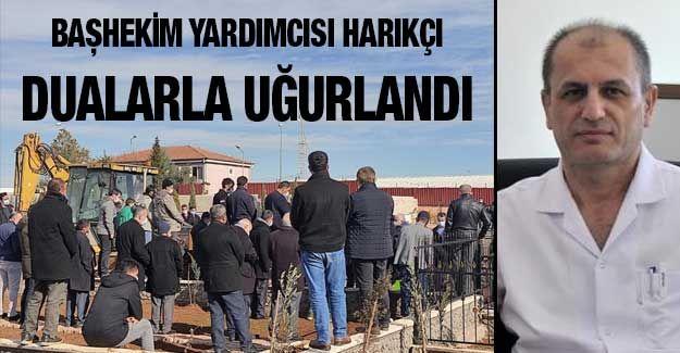 Son Dakika...Gaziantep'te Pandemi ile mücadele eden Başhekim Yardımcısı Dr. Mesut Ercan Harıkçı, Geçirdiği Beyin Kanaması Sonucu Hayatını Kaybetti.