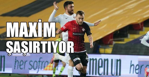 Alexandru Maxim ŞAŞIRTIYOR!