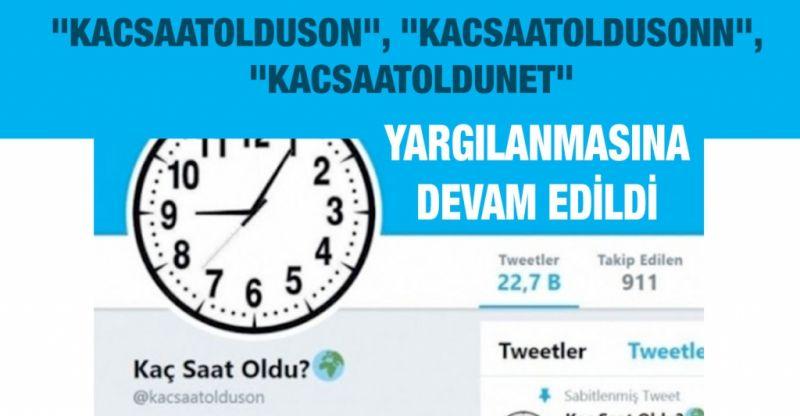 FETÖ'nün sosyal medya hesaplarının yöneticisinin yargılanmasına devam edildi