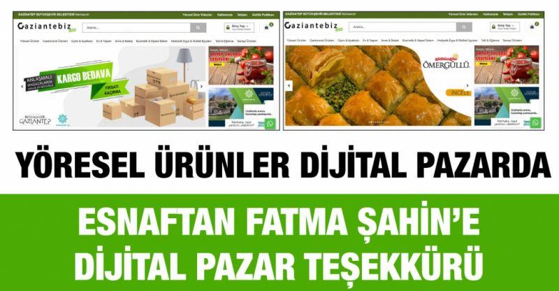 Yöresel ürünler dijital pazarda