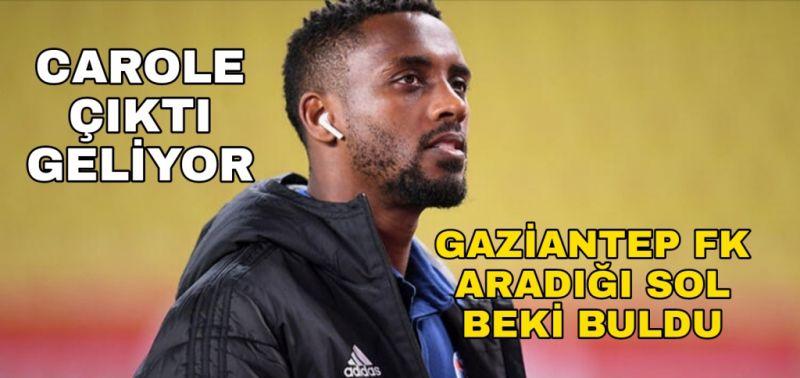 GAZİANTEP FK ARADIĞI SOL BEKİ BULDU