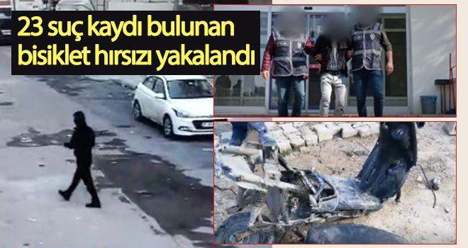 Gaziantep'te 23 suç kaydı bulunan zanlı yakalandı