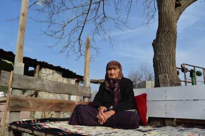 Gaziantepli Özo nine uzun yaşamın sırrını anlattı