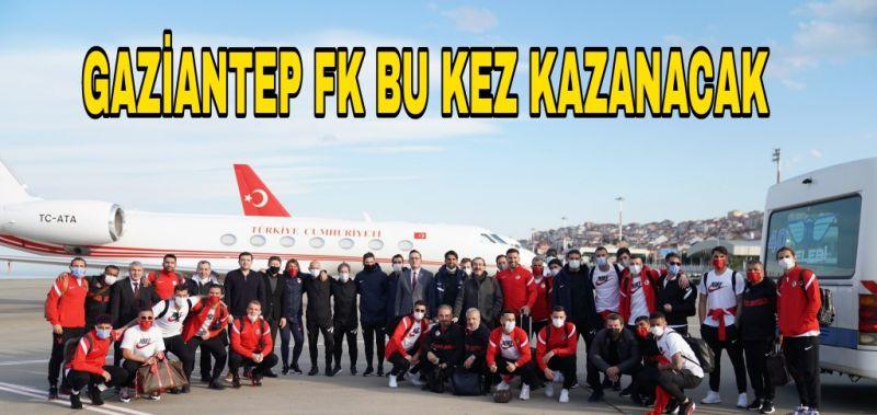 GAZİANTEP FK BU KEZ KAZANACAK