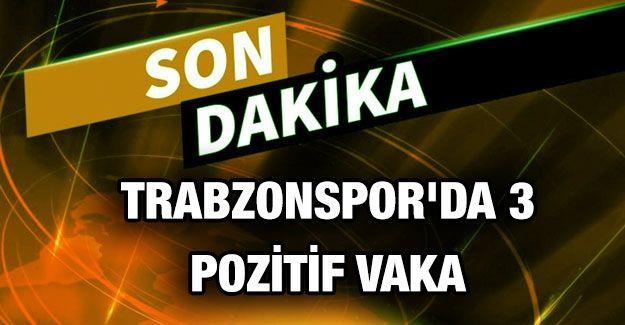 Son Dakika...Gaziantep FK'nın Rakibi Trabzonspor'da 3 pozitif vaka...