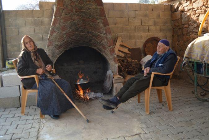 Gaziantep'te 62 yıllık evli çift Sevgililer Günü'nü kutladı
