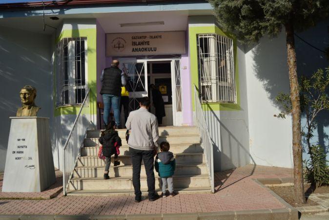 Kahramanmaraş, Kilis, Gaziantep ve Şanlıurfa'da yüz yüze eğitim başladı
