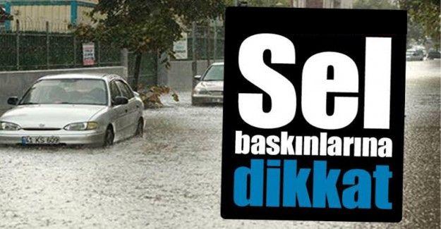 Son dakika Gaziantep'te Sel baskınlarına dikkat! Uyarı geldi... Gaziantep'te şimşekli gece
