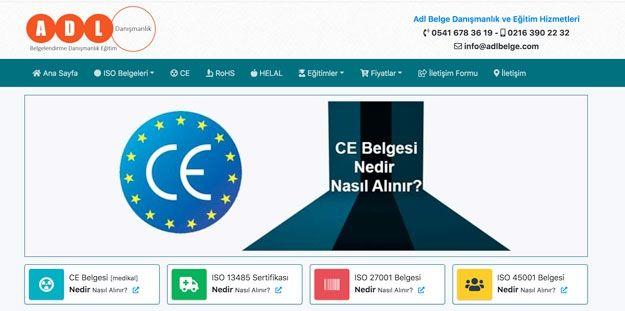 CE Asansör Belgeleri ve CE İşareti