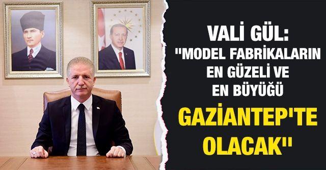 Gaziantep Valisi Gül: