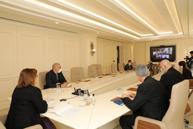 Başkan Şahin, Undp İstanbul İnovasyon Günleri'ne Katıldı
