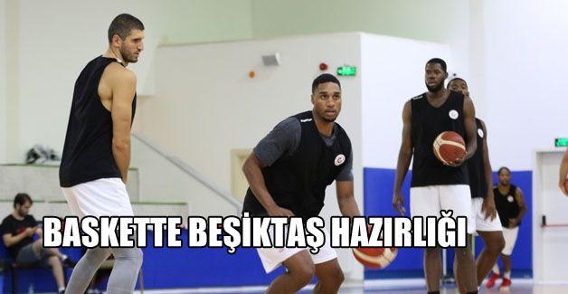 Gaziantep Basket'te BEŞİKTAŞ ALARMI
