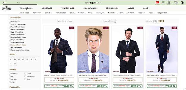 2021 lacivert takım elbise modelleri