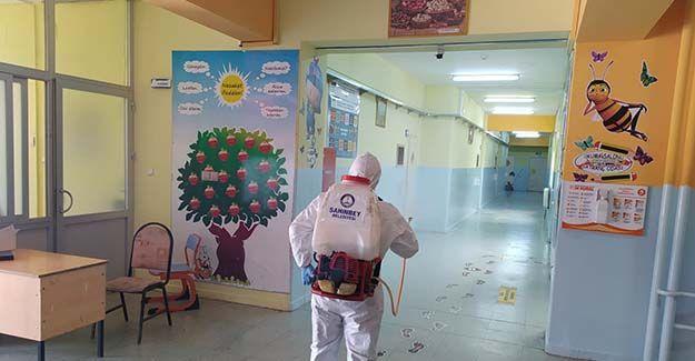 Şahinbey Belediyesi Okulları Eğitime Hazırlıyor