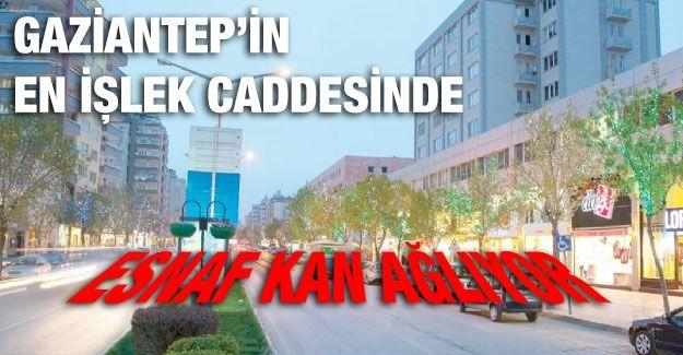 Gaziantep'te esnaf bitme noktasında!... Gazimuhtar'da esnaf kan ağlıyor!