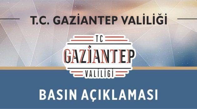 Gaziantep Valiliğinden 16 yaşındaki çocuğa darp iddiasına ilişkin açıklama:
