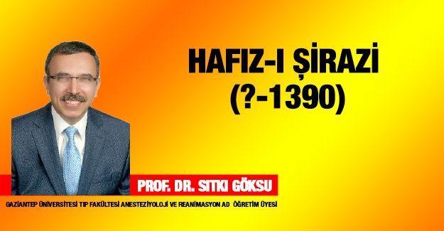 Hafız-ı Şirazi (?-1390)