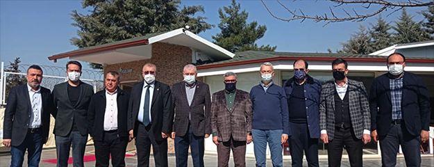 MHP Heyeti'nden GABDER'e ziyaret…