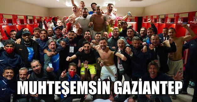 MUHTEŞEMSİN GAZİANTEP FK