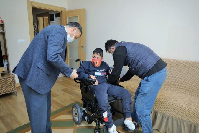 Şehitkamil Belediyesi, Bir Gencin Daha Umudu Oldu