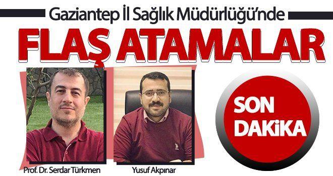 Gaziantep'te o hastanenin Başhekimliğine flaş atama...