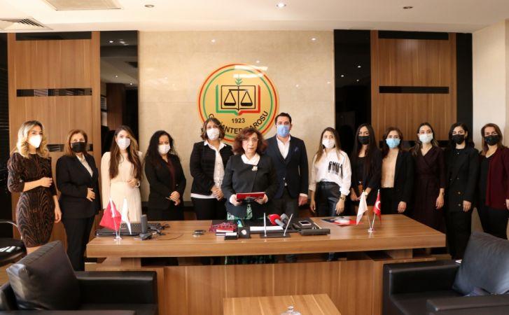 Gaziantep Barosu Kadın Hakları Komisyonundan 8 Mart Dünya Kadınlar Günü etkinliği