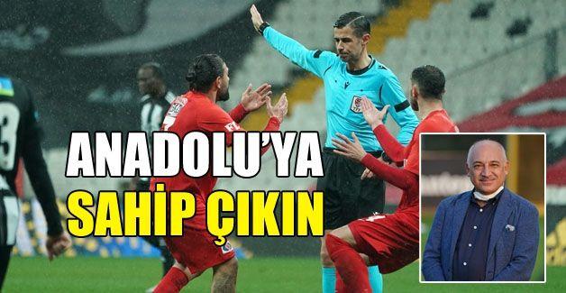 ANADOLU'YA SES VERİN!