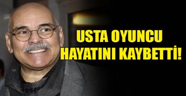 Son Dakika...Usta oyuncu Rasim Öztekin hayatını kaybetti...Rasim Öztekin Kimdir?