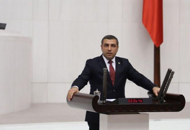 """Milletvekili Taşdoğan: """"Miraç, Kutlu Doğruluşun Ulvi Serüvenidir"""""""