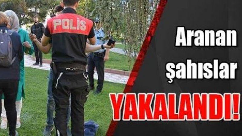 Gaziantep'te aranan 80 kişi kıskıvrak yakalandı