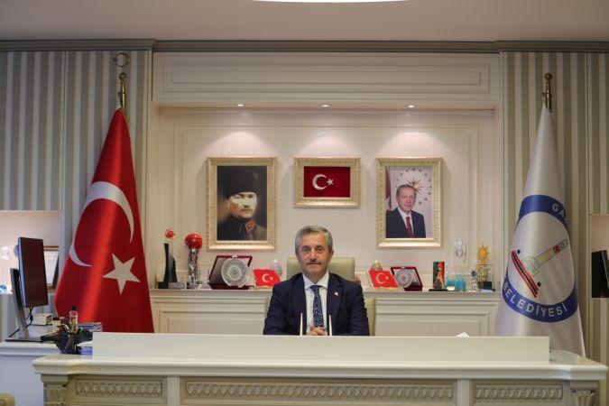 Başkan Tahmazoğlu'dan İstiklal Marşının Kabulü Ve Mehmet Akif Ersoy'u Anma Günü Mesajı