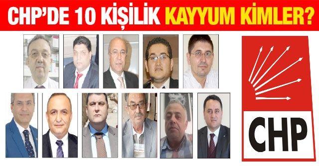 Son Dakika...Gaziantep'e Yine Kayyum Geliyor!Gaziantep CHP'de 10 kişilik kayyum kimler?