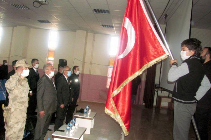 Araban'da İstiklal Marşı'nın Kabulü ve Mehmet Akif Ersoy'u anma programı