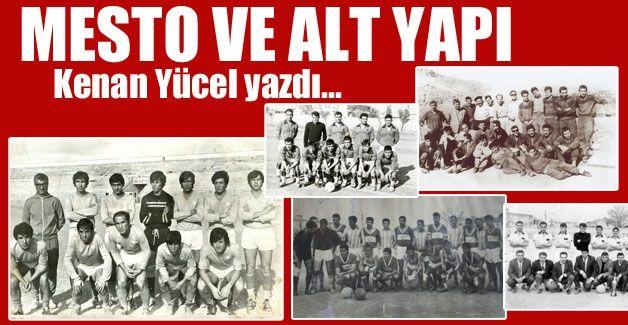 Mesto ve Alt Yapı!