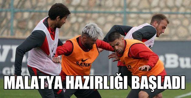 Gaziantep FK'da Malatya hazırlığı