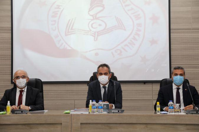 Gaziantep mesleki eğitimde döner sermaye kapsamında yapılan üretimi yedi kat arttırdı