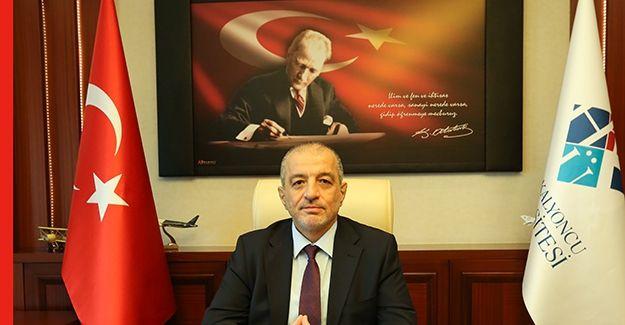 Rektör Türkay Dereli'den 18 Mart Çanakkale Zaferi Mesajı