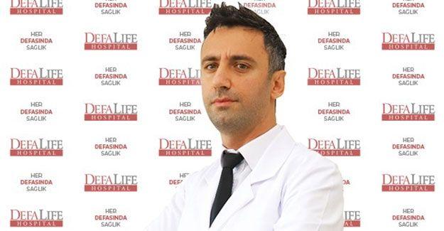 Dr. Fatih Çakır DEFALİFE HASTANESİ'NDE hasta kabulüne başladı